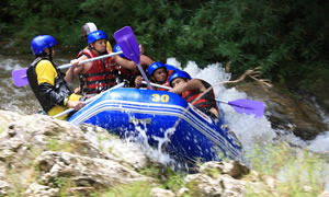 krabi whitewater rafting